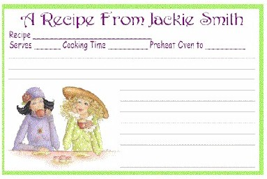 REC00-Recipe cards, cooking, recipes, canning